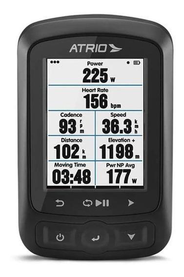 Gps Titanium Cinta Cardíaca Bluetooth Atrio Bi155