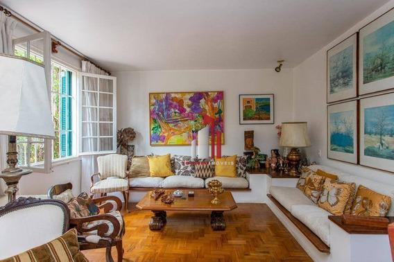 Casa Com 6 Dormitórios À Venda, 266 M² Por R$ 1.744.989 - Campo Belo - São Paulo/sp - Ca0058