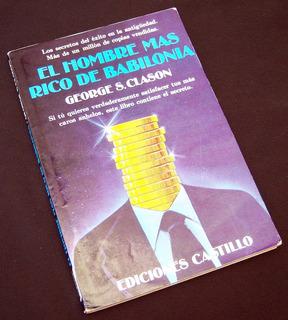 Libro: El Hombre Más Rico De Babilonia - George S. Clason