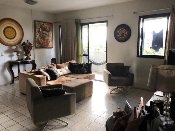 Apartamento Em Poço, Recife/pe De 146m² 4 Quartos Para Locação R$ 2.400,00/mes - Ap238268