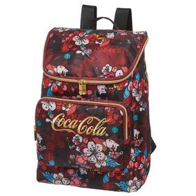 Mochila De Costas Coca Cola Oriental Pop - Pacific - 7118205