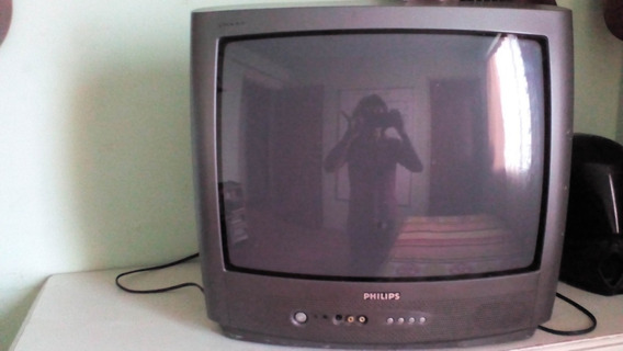 Televisor Marca Phillips 21 Pulgada Como Repuesto