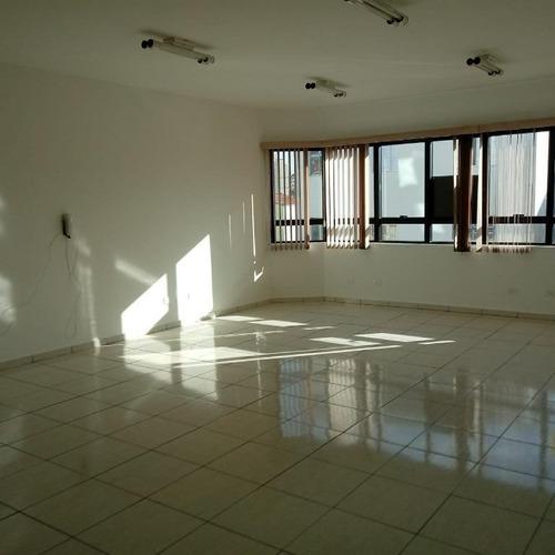Imagem 1 de 8 de Sala Para Vender E Alugar, 44 M² - Jardim Do Mar - São Bernardo Do Campo/sp - Sa4186