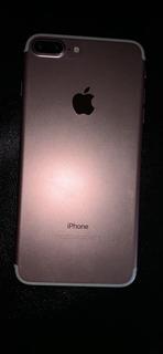 iPhone 7plus/ 128gb- Rosa