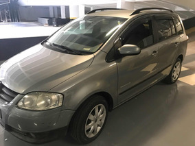 Volkswagen Spacefox 1.6 Confortline Total Flex 5p 2007