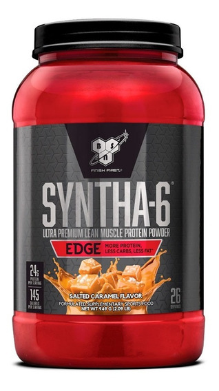 Whey Protein Bsn Syntha-6 Edge 1kg Choc. Cookies Caramelo