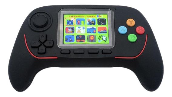 Consolas De Videogame Portátil Jogador Embutido Jogos Preto