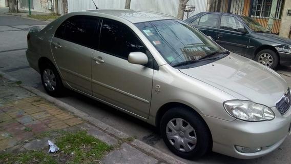 Toyota Corolla 2007 Impecable 2do Dueño
