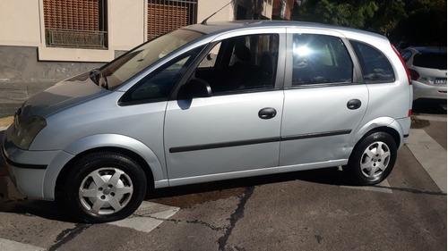 Chevrolet Meriva 1.8 Gl Plus2008 130km 2dueño Al Dia Permuto