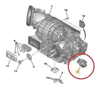 Modulo Comando Motor Climatizador Peugeot 208-3008 Y Lounge