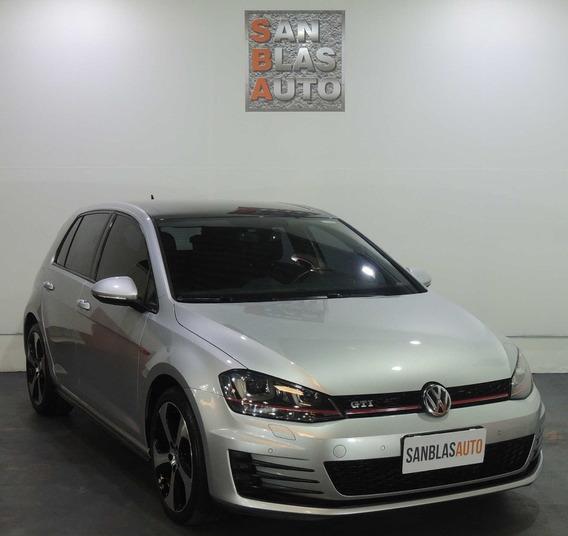 Volkswagen Golf 2.0 Gti Tsi Dsg Cuero Abs Aa San Blas Auto