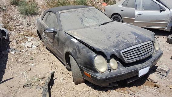 Mercedes Benz Clk 320 Para Partes Piezas Refacciones