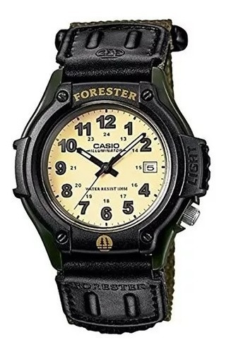 Casio Ft-500wc-3bvcf Reloj Para Hombre Forester