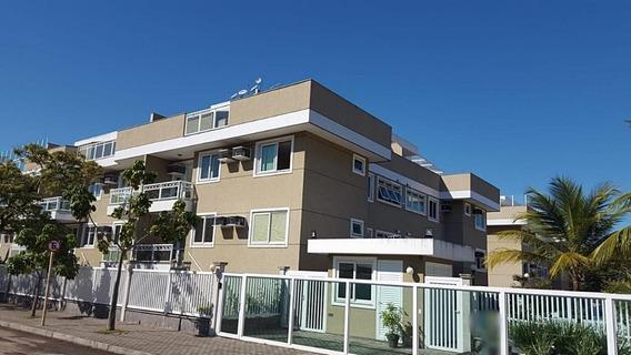 Cobertura Em Piratininga, Niterói/rj De 194m² 4 Quartos À Venda Por R$ 850.000,00 - Co243420