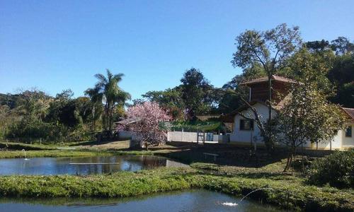 Imagem 1 de 27 de Chácara Com 3 Dormitórios À Venda, 6000 M² Por R$ 550.000,00 - Campestre - Gonçalves/mg - Ch0299