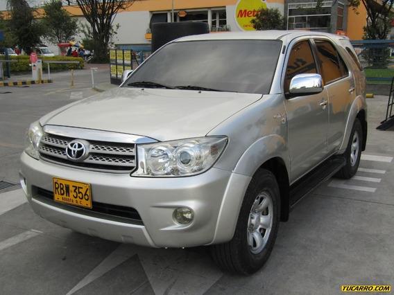 Toyota Fortuner Se 7 Puestos