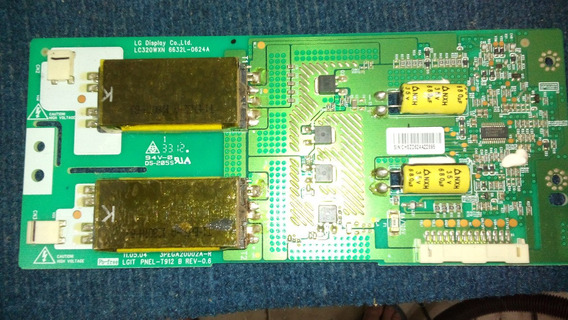 Placa Do Inverter Da Tv 32 Toshiba Lc3255 A_wda
