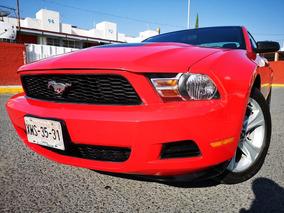 Ford Mustang Lujo V6 2010 At