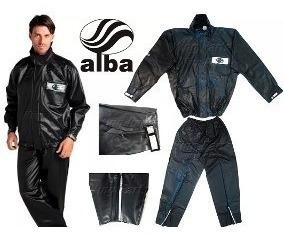 Roupa Conjunto De Chuva Motociclista Alba Europa (p)(m)(g)gg