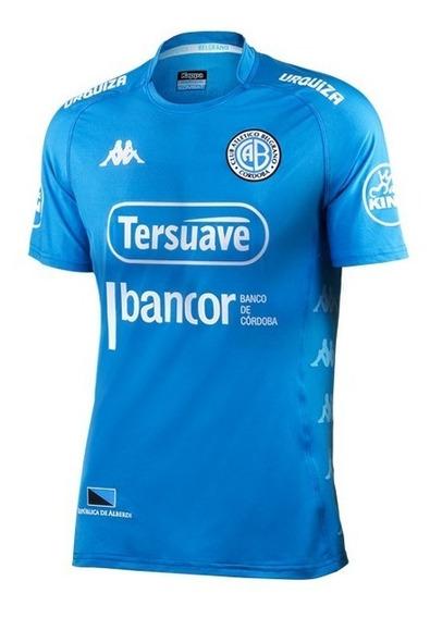 Camiseta Club Atlético Belgrano Kappa Oficial 2018/2019