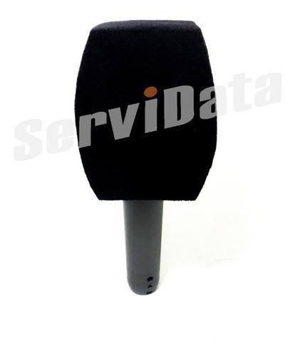 Imagen 1 de 2 de Capuchon Para Microfono C1, Filtro Antipop, Paraviento