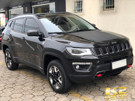 Jeep Compass Trailhawk 4x4 (2017/2017) Turbo Diesel 34500km