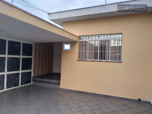 Casa Com 2 Dormitórios À Venda, 104 M² Por R$ 530.000,00 - Vila Invernada - São Paulo/sp - Ca0333