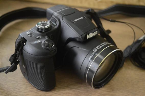 Camera Nikon Coolpix B700 4k 20.2 Mp (32gb+bolsa+tripe)