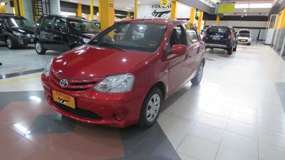 Toyota Etios Xs 1.3 Ano 2013/2013 (9895)