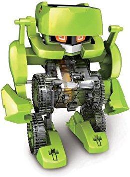 Robot Owi T4 Transforming Solar Robot Juguete 4 En 1 -t-rex