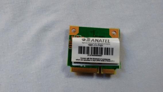 Placa Wireless Original Samsung Atheros Ar 5b225