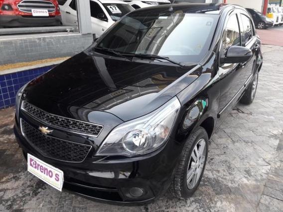 Chevrolet Agile Ltz 1.4 Easytronic (flex) Flex Automático
