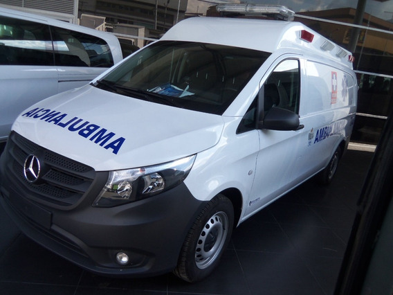 Ambulancias Mercedes-benz Ambulancia Tab Vito 111