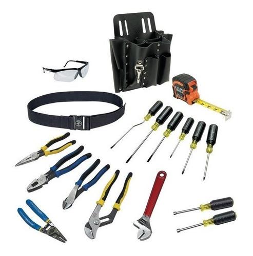 Klein 80118 18-piece Journeyman Tool Set