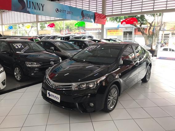 Toyota Corolla 2.0 Dual Vvt-i Flex Xei Multi-drive 2016