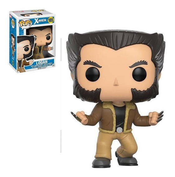 Figura Funko Pop Marvel X Men - Logan 185