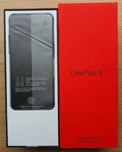 Oneplus 9 5g Le2110 12gb / 256gb Dual Sim - Negro