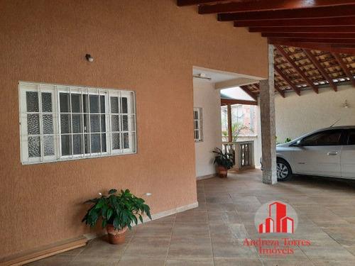 Casa À Venda No Bairro Granjas Panorama - Taubaté/sp - 815