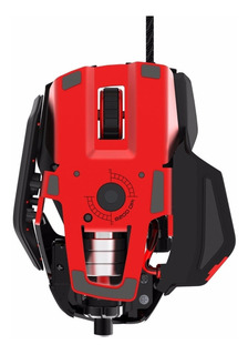 Mouse Gaming Mad Catz Rat 6 Usb Led Gamer R.a.t.
