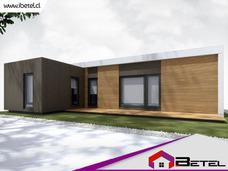 Casas Prefabricada Llave En Mano N-001 (www.ibetel.cl)