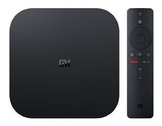 Xiaomi Mi Tv Box S 2 Gb Ram 8 Gb 4k Android Tv Caja Sellada Cargador Original Google Chromecast