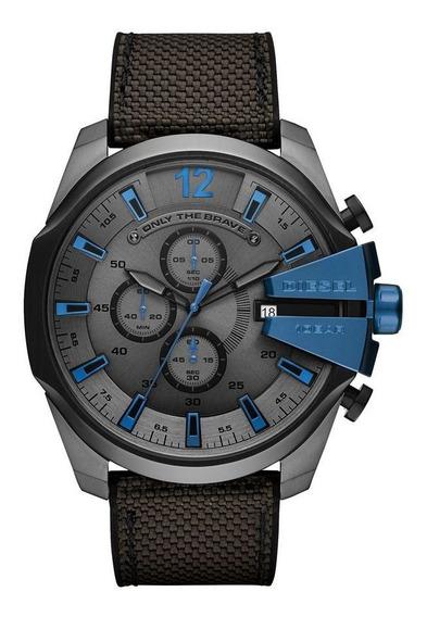 Relógio Masculino Diesel Mega Chief Dz4500/8cn