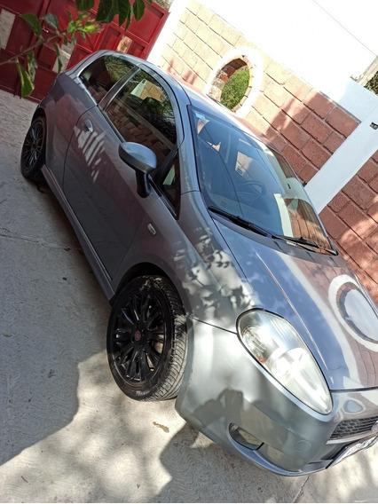 Fiat Grande Punto Versión Tjet