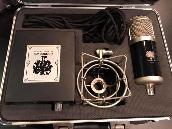 Microfone De Stúdio Charteroak Sa538 B (n Neumann Akg)
