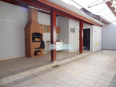 Casa Com 3 Dormitórios À Venda E Locação, 165 M² Por R$ 650.000 - Jardim Dos Calegaris - Paulínia/sp - Ca0105
