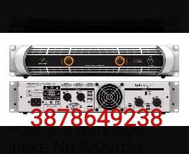 Potencia Behringer Inuke Nu 3000