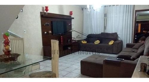 Sobrado- 3 Dorm - 1 Suite - 2 Vagas -174 M² Vila Marieta !!!!