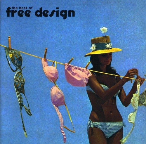 Cd : The Free Design - Very Best Of Free Design (cd)