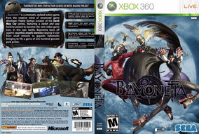 Bayonetta Xbox 360 Destravado Lt 3.0
