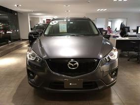 Mazda Cx-5 I Grand Touring Ta Piel Qc 2014 Gris